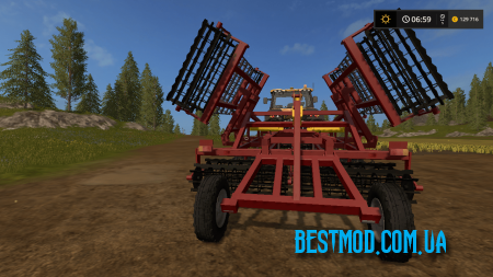 АКШ 7.2 V1.1 ДЛЯ FARMING SIMULATOR 2017
