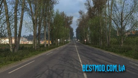 LATE AUTUMN/EARLY WINTER V3.0 [UPD: 03 OCT 2018] ДЛЯ EURO TRUCK SIMULATOR 2