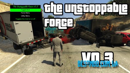 Force Unlimited для GTA 5