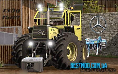 MB Trac 1300/1500 V2.0 Full Pack для Farming Simulator 2017