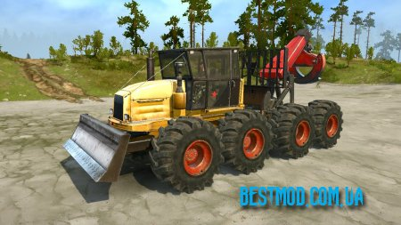 ORWARDER COLLECTION ВЕРСИЯ 6 ДЛЯ SPINTIRES: MUDRUNNER (V18/05/21)
