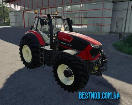 DEUTZ FAHR SERIES 9 MUILTICOLOR V1.0.0.0 ДЛЯ FARMING SIMULATOR 2019