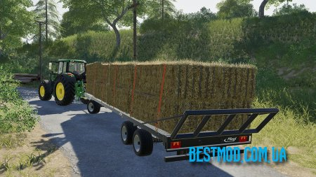 FLIEGL DPW 180 V1.0.0.0 ДЛЯ FARMING SIMULATOR 2019