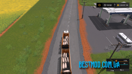 FLIEGL ANIMAL TRANSPORT PACK V2.0 ДЛЯ FARMING SIMULATOR 2017