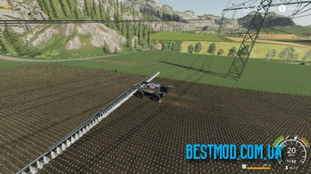HARDI RUBICON 9000 VE V1.0 ДЛЯ FARMING SIMULATOR 2019