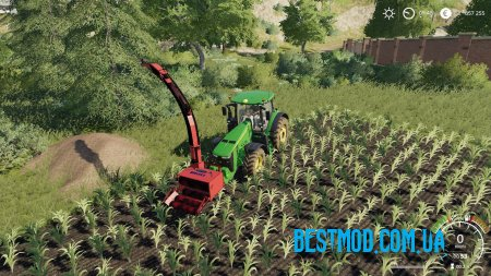 BRUKS UN BIGDADDY V2.0 ДЛЯ FARMING SIMULATOR 2019
