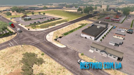 ARIZONA IMPROVEMENT PROJECT V1.1.34.X ДЛЯ AMERICAN TRUCK SIMULATOR