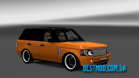 RANGE ROVER SUPERCHARGED ATS 1.33 & UP ДЛЯ AMERICAN TRUCK SIMULATOR