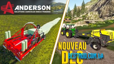 Anderson DLC  для Farming Simulator 19