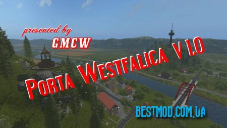 PORTA WESTFALICA MULTIFRUIT V1.0.0.0 ДЛЯ FARMING SIMULATOR 2019