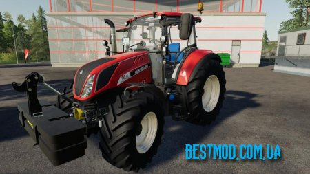 [FBM TEAM] NEW HOLLAND T5 SERIES V1.0.0.0 ДЛЯ FARMING SIMULATOR 2019