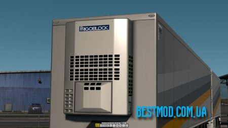 REAL COOLING UNIT NAMES FOR SCS TRAILERS V1.1A ДЛЯ EURO TRUCK SIMULATOR 2