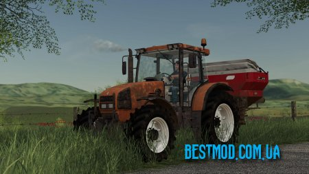 RENAULT ARES SERIE 600 V1.0.0.0 ДЛЯ FARMING SIMULATOR 2019