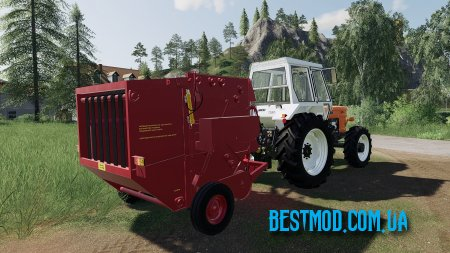 ПРЛ-150 V1.0.0.0 ДЛЯ FARMING SIMULATOR 2019