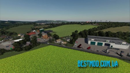 BALLYDORN FARM 19 V2.2.2.0 ДЛЯ FARMING SIMULATOR 2019