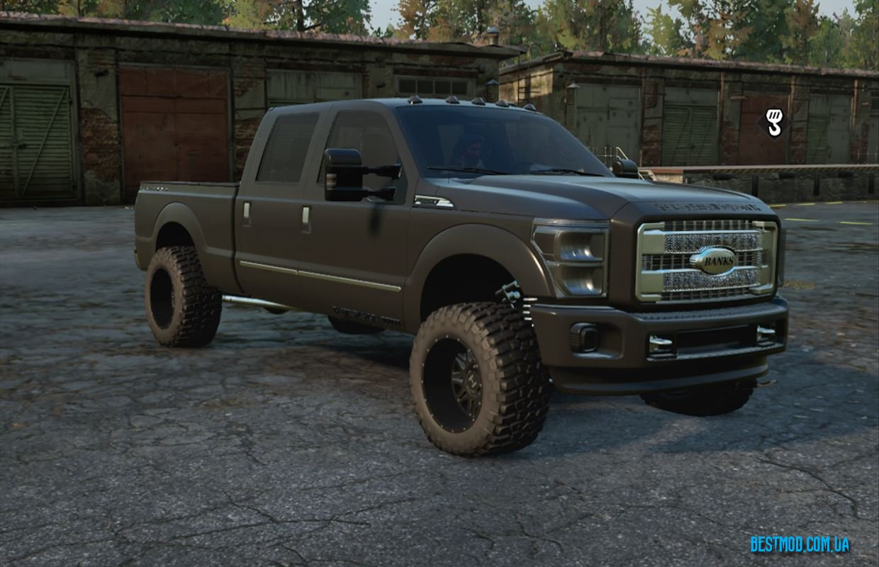 BANKS 2016 PLATINUM F 350 V 1.0 ДЛЯ SNOWRUNNER